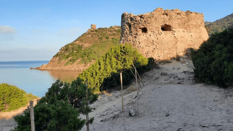 Trekking a Sassari porto ferro